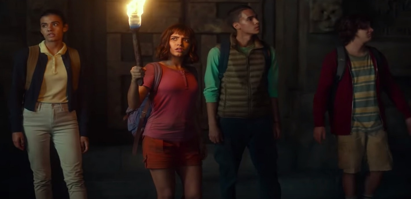 فیلم Dora and the Lost City