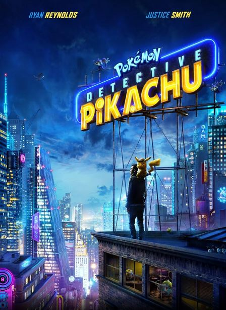 Detective Pikachu Poster 3
