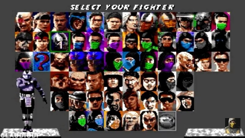 Ultimate Mortal Kombat 3 / Mortal Kombat Trilogy (1995)