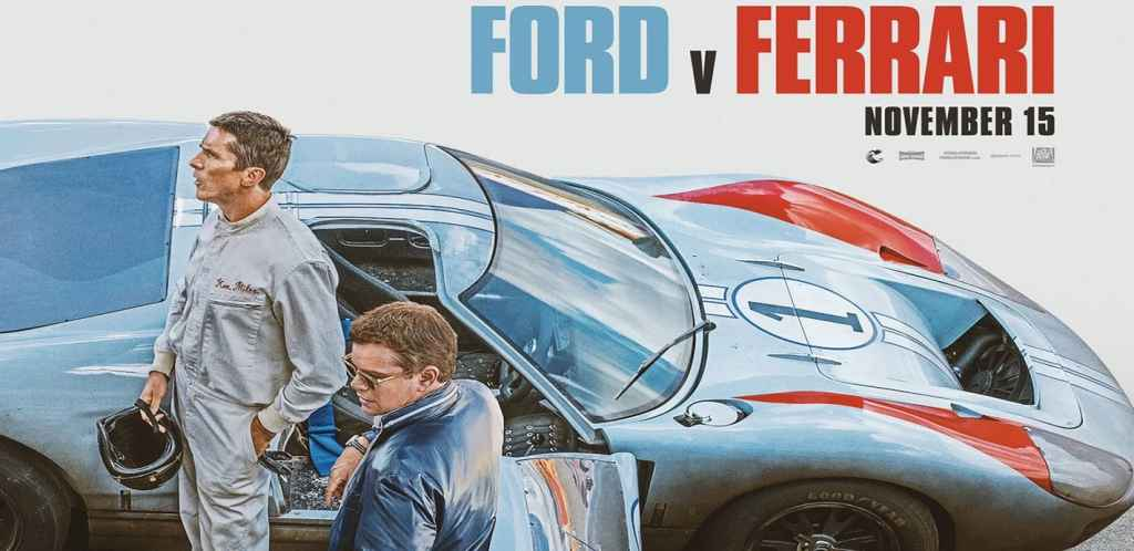 The Ford V Ferrari