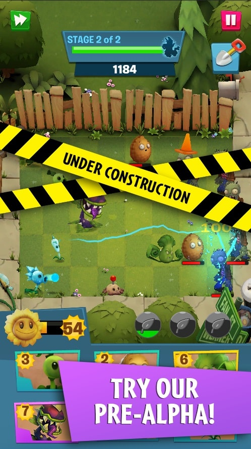 بازی Plants Vs Zombies 3