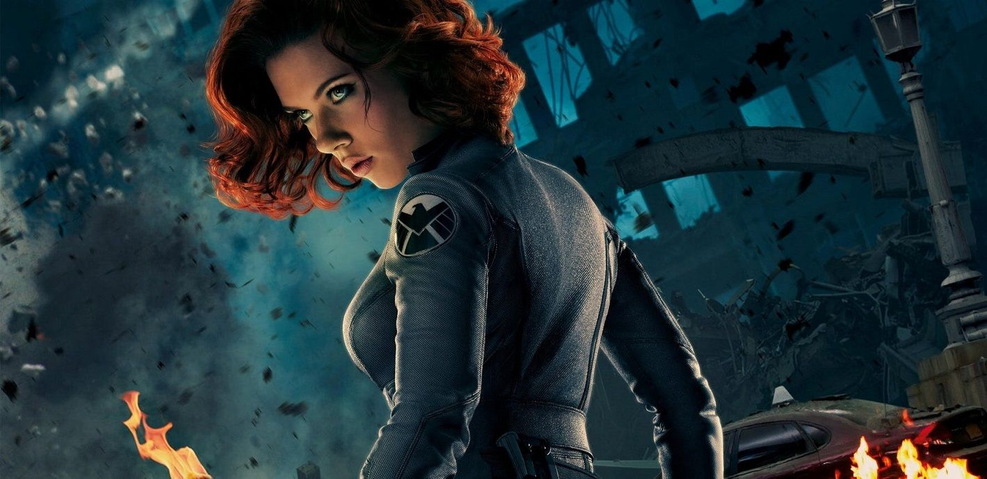 در فیلم Black Widow