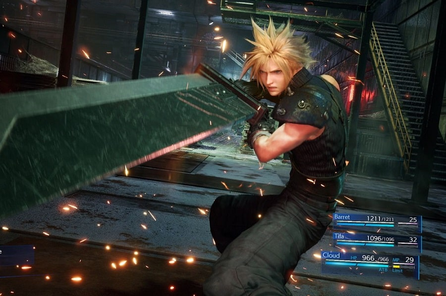 بازی Final Fantasy 7 Remake