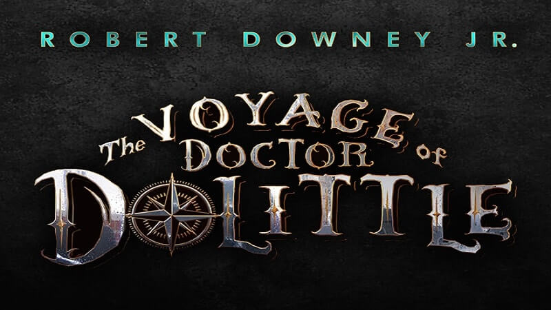 The Voyageof Doctor Dolittle - فیلم‌ های سال 2020